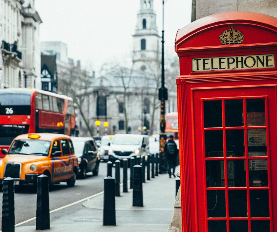 Calle de Londres /Enlaces yDirecciones de interés en Inglaterra