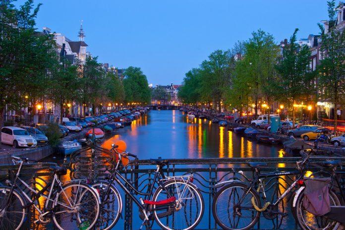 Enlaces de interés en Países Bajos/ Imagen Amsterdam