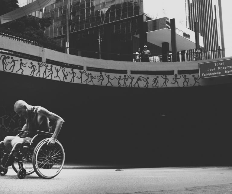 David Casinos deportista paralimpico
