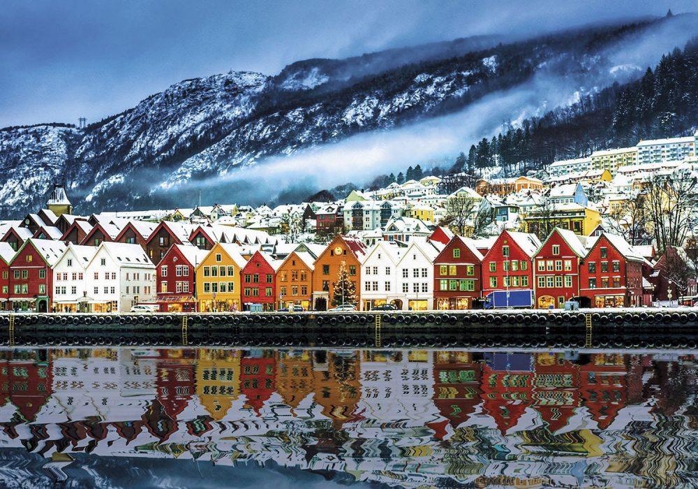Enlaces de interés en Noruega / Imagen Bergen, Noruega